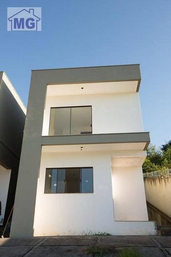 Imagem 1 de 17 de Casa À Venda, 115 M² Por R$ 325.000,00 - Jardim Guanabara - Macaé/rj - Ca0185