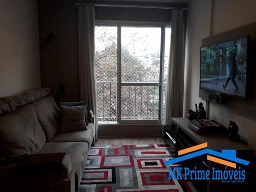 Imagem 1 de 15 de Apartamento Na Vila Yara - 70 M² - 197