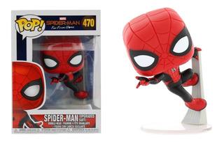 Funko Pop Spiderman Hombre Araña Lejos De Casa Far From Home