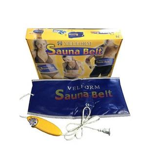 Faja Termica Sauna Belt Reductora Suda Temperatura