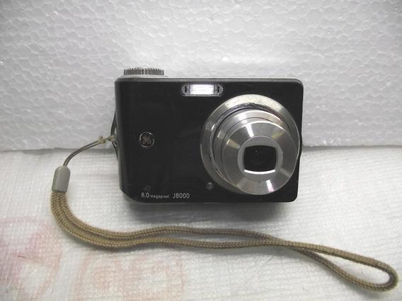 Camera Digital Ge J8000 8.0 Megapixel