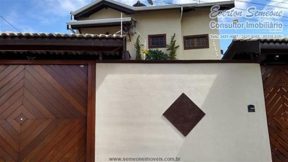 Casas À Venda Em Atibaia/sp - Compre A Sua Casa Aqui! - 1440018