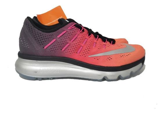 Tênis Feminino Refletivo Nike Am 2016 Premium Original