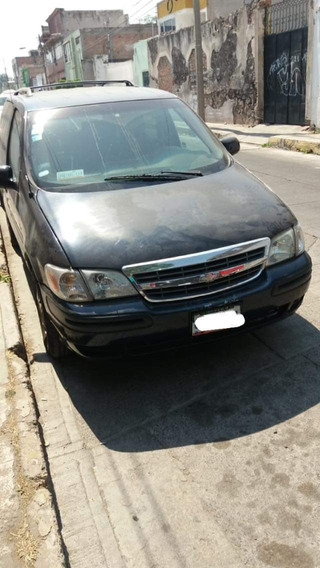 Chevrolet Venture Minivan Ls Larga Aa At 2002