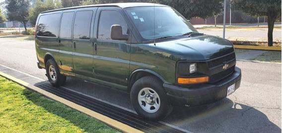 Express Van 2007