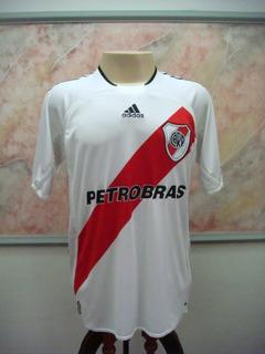 Camisa Futebol River Plate Argentina adidas Jogo 2276