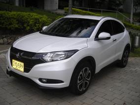 Honda Hrv Exl 2016 Secuencial 4x2