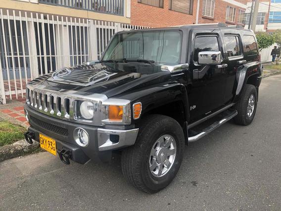 Hummer H3 3700 Cc Luxury Full