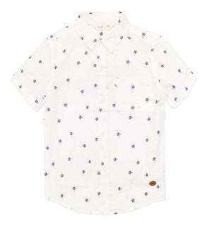 Camisa Mc Tristan Blanco Niño 4kids