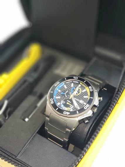 Relógio Orient Seatech Mbttc007 P1gx - Impecável C/ Garantia