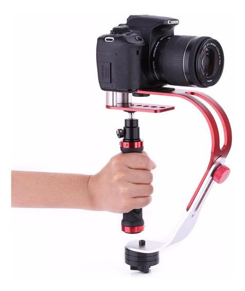 Estabilizador Steadycam Csm-105 Para Câmeras Dslr E Celular