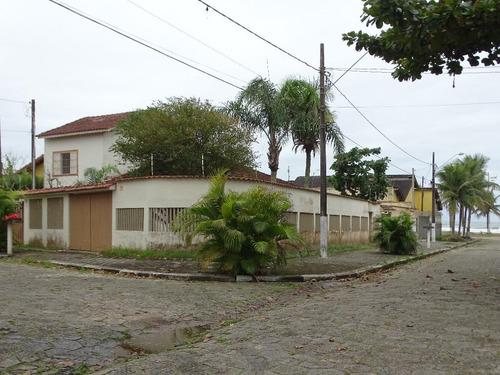 Casa Residencial À Venda, Flórida Mirim, Mongaguá. - Ca0635