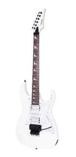 Guitarra Eléctrica Parquer Tipo Ibanez Steve Vai Blanca