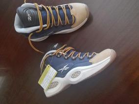 Tenis Reebok Question Med 1 Iverson Dres Code 24 Cm Jordan