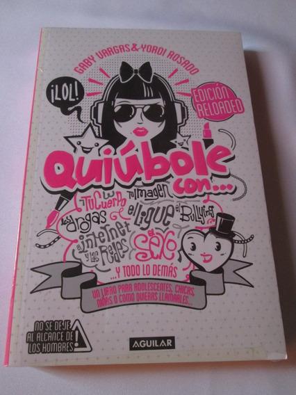 Libro Quiúbole Con... + Envío Gratis