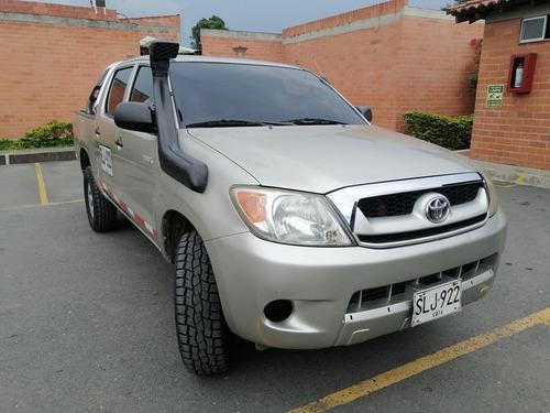 Toyota Hilux 4x4 Publica