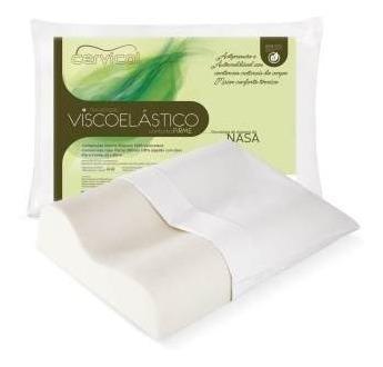 Travesseiro Viscoélastico Cervical Reconflex