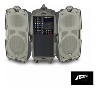 Sistema Audio Novik Street Sound V Portatil Mp3 Bluetooth