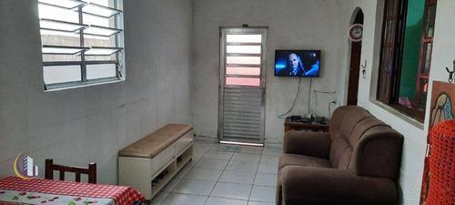 Imagem 1 de 23 de Terreno Com 2 Imóveis À Venda, - Vila Brasileira - Mogi Das Cruzes/sp - Ca0463