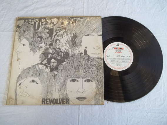 Lp Vinil - The Beatles - Revolver