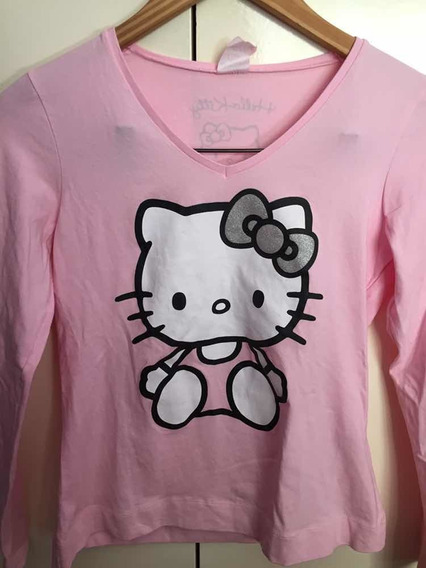 Remera Hello Kitty Importada Original Sanrio Adultos