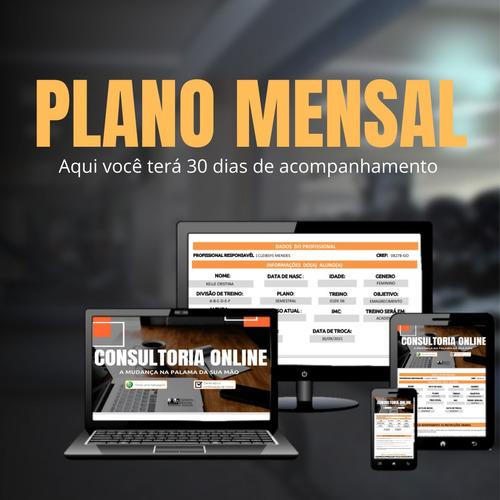 Imagem 1 de 4 de Consultoria De Treino Online - Plano Mensal