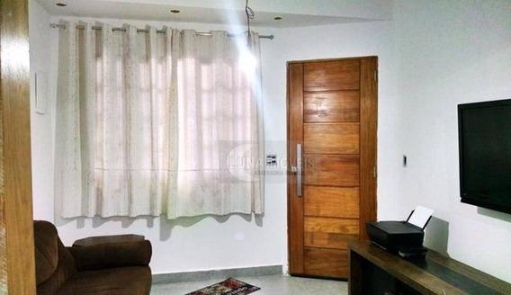 Casa Com 2 Dormitórios À Venda, 146 M² Por R$ 465.000,00 - Jardim Hollywood - São Bernardo Do Campo/sp - Ca0251