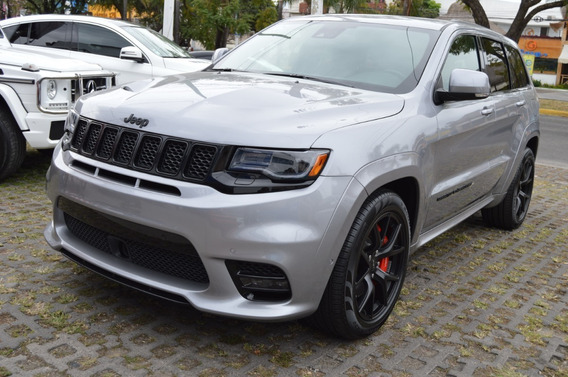 Jeep Grand Cherokee 2019 Srt Plata