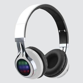 Audifonos Plus Power Bluetooth Luz Led Manos Libres Pp-hbt40