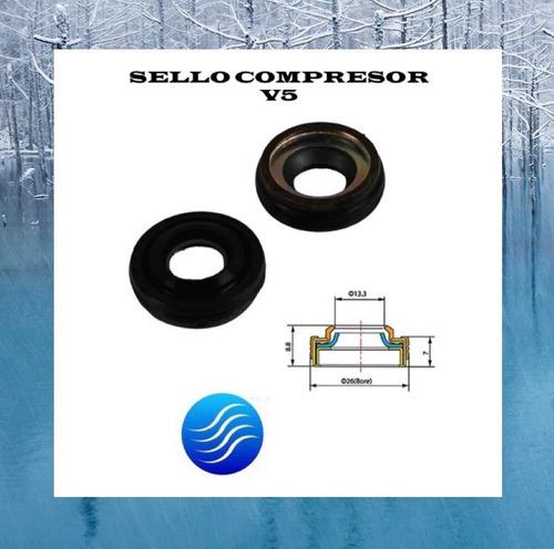 Sello Para Compresor V5 / Lcca
