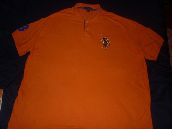 E Chomba Us Polo Assn Talle Especial 5xl Pique Art 87716