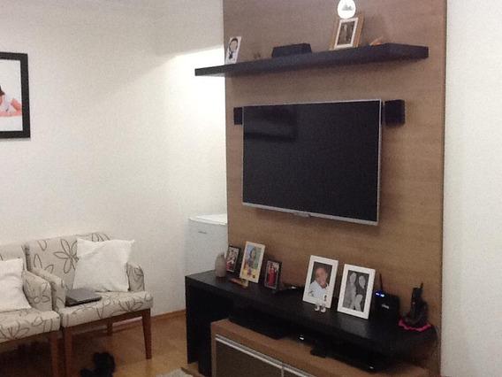 Apartamento Em Samarita, São Vicente/sp De 58m² 2 Quartos À Venda Por R$ 160.000,00 - Ap149666