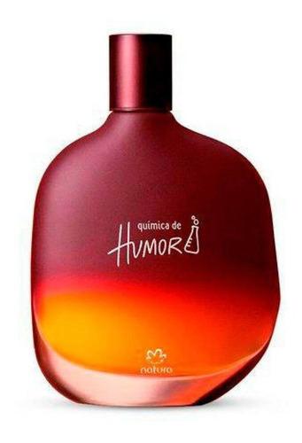 Perfume Hombre Química De Humor Producto Natura