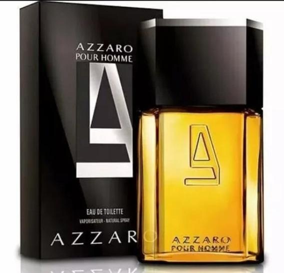 Perfume Azzaro Pour Home 100 Ml Masculino Original