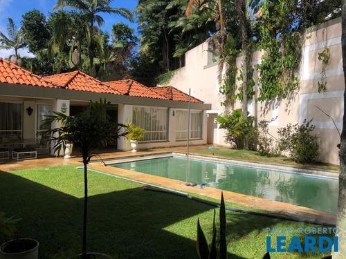 Imagem 1 de 15 de Casa Assobradada - Cidade Jardim  - Sp - 639848