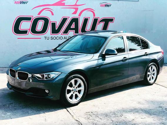 Bmw Serie 3 2.0 320ia At 2014 Auto A Cuenta Credito