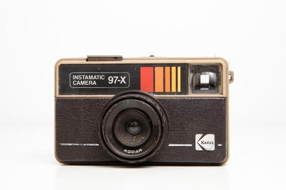 Câmera Fotográfica Kodak Instamatic 97-x