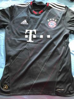 Camisa adidas Bayern Third 2010-11 - Tamanho M