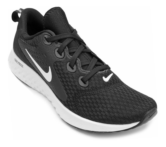 Tênis Nike Legend React Masculino - Preto E Branco