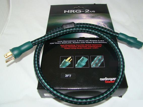 Cabo De Energia Audioquest Nrg-2us
