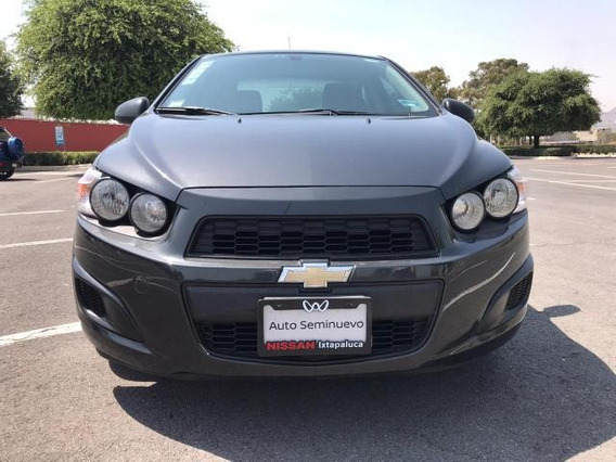Chevrolet Sonic Sedan 4p Ls L4/1.6 Man