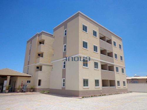 Imagem 1 de 15 de Apartamento Com 2 Dormitórios À Venda, 57 M² Por R$ 150.000,00 - Prefeito José Walter - Fortaleza/ce - Ap0037