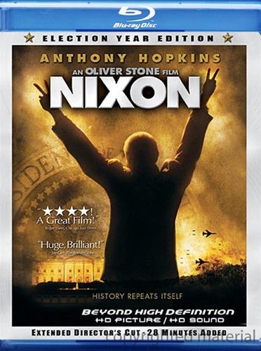 Imagen 1 de 3 de Blu-ray Nixon / Extended Director´s Cut