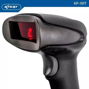 Leitor De Código De Barras/boletos/scanr Com Fio Knup Kp1017