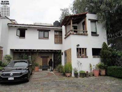 (crm-5206-1305) Condominio Horizontal Con Amenidades En San Nicolas Totolapan