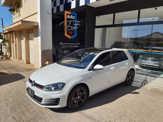 Volkswagen Golf Gti 2.0 Turbo 2015 49.000km