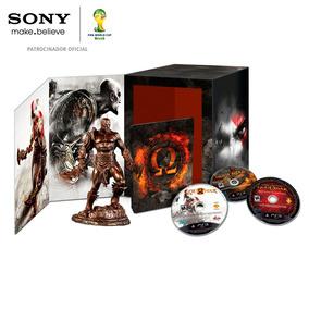 God Of War Omega Edição Especial Ps3 | Mídia Física Original