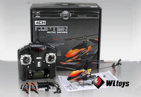 Helicoptero V911 Completo 4ch - Controle 2.4ghz
