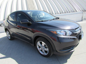 Honda Hr-v Uniq Mt 2016 Marron Impecable Garantia D Agencia