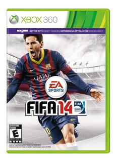 Fifa 2014 Fifa 14 Usado Para Xbox 360 Blakhelmet C